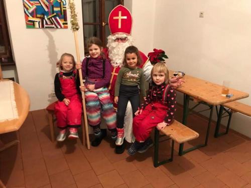 Nikolaus 2018 in der Turmschule